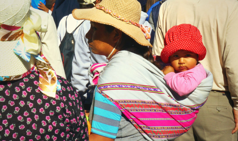 Perù, città di Arequipa