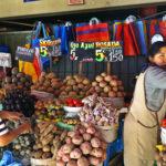 Arequipa, mercado San Camilo