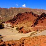 Quebradas de Tupiza, Río San Juan del Oro