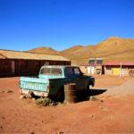 Machuca, desierto de Atacama