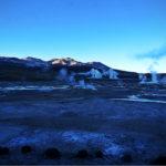 Géiseres El Tatio, desierto de Atacama