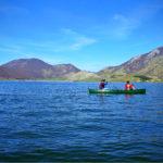In canoa con Matese Adventures