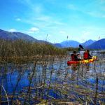 Kayaking con Matese Adventures